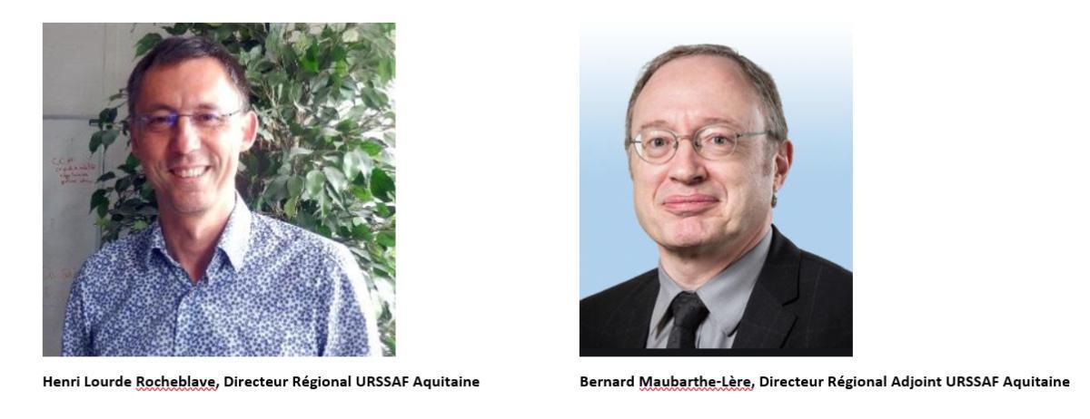 Le partenariat URSSAF Aquitaine - Lycée Louis Barthou