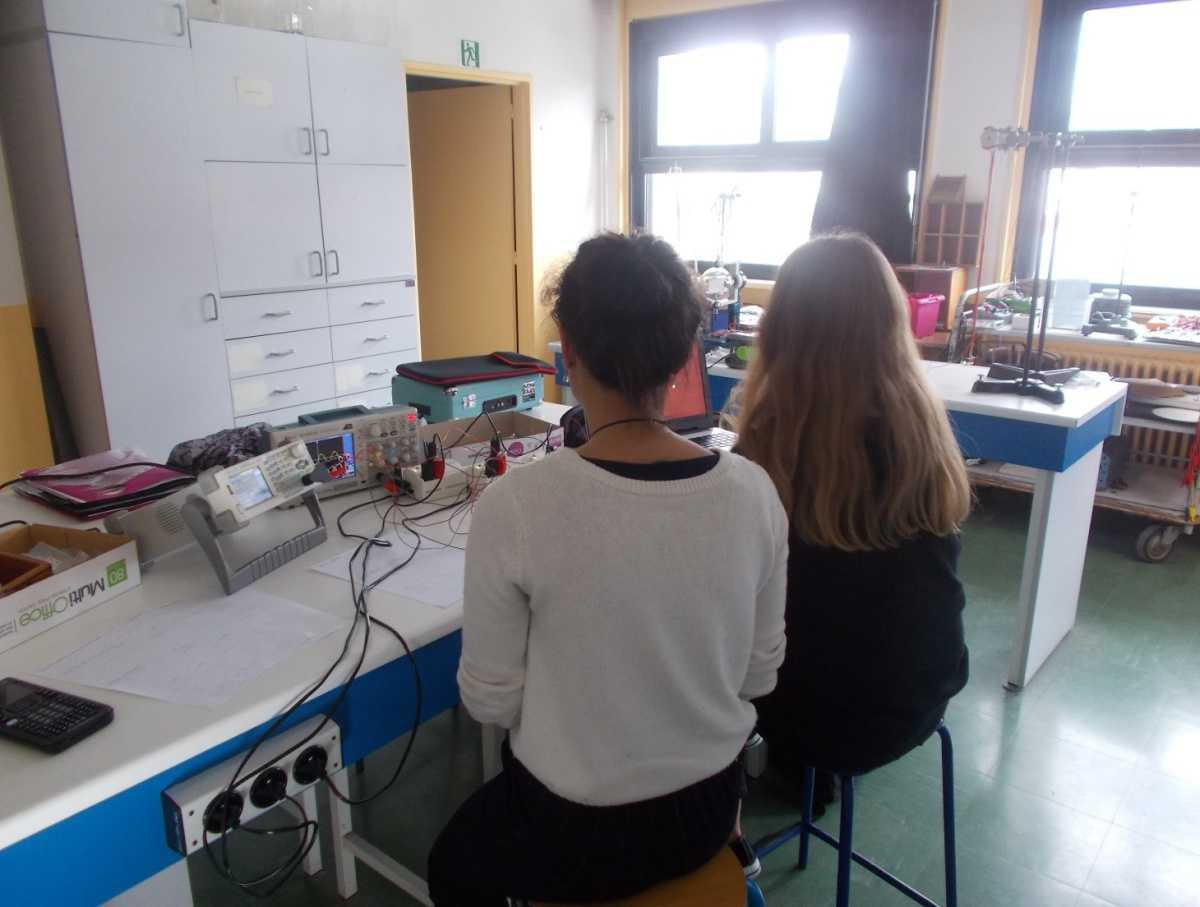 L'enseignement de spécialité physique chimie en première et terminale