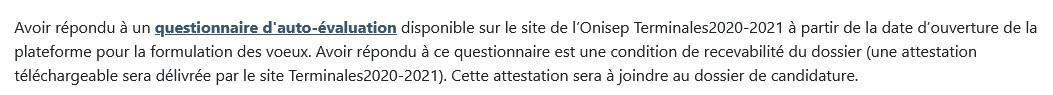 FAQ Parcoursup des élèves et des parents du Lycée Louis Barthou