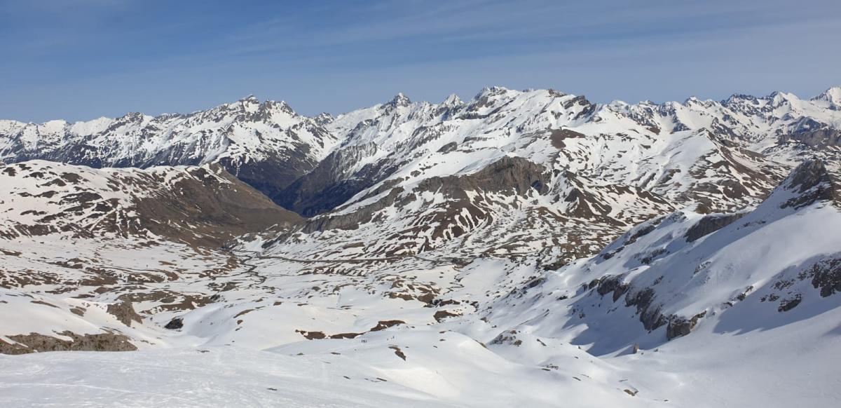 """Sortie AS """"Les Coquelicots"""" - Initiation au ski de randonnée à Aneu"""
