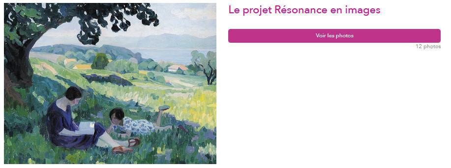 Projet Résonance : quand des élèves du lycée Louis Barthou rencontrent des œuvres du musée des Beaux-Arts de Pau