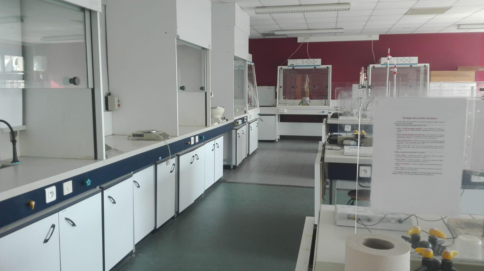 Salle Chimie 2