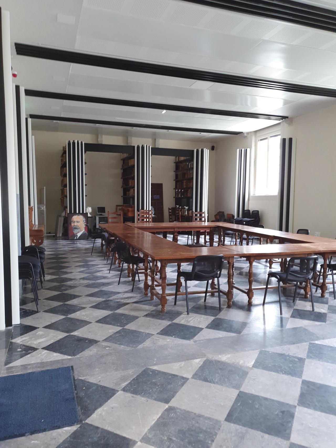 Bibliothèque générale