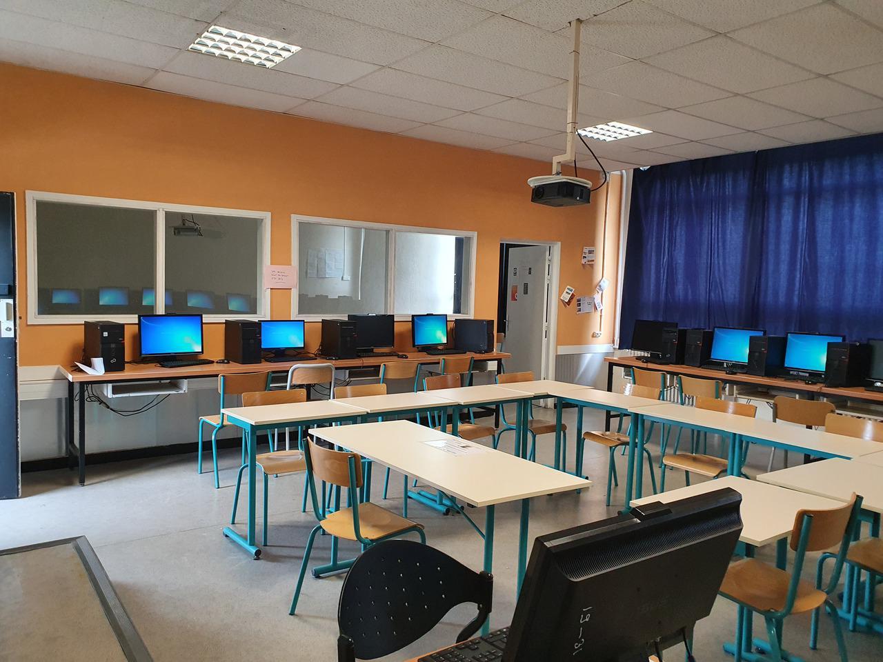 Salle médialangue