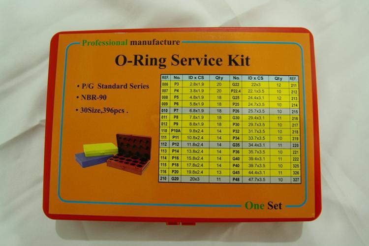 O-Ring Kit NBR-90
