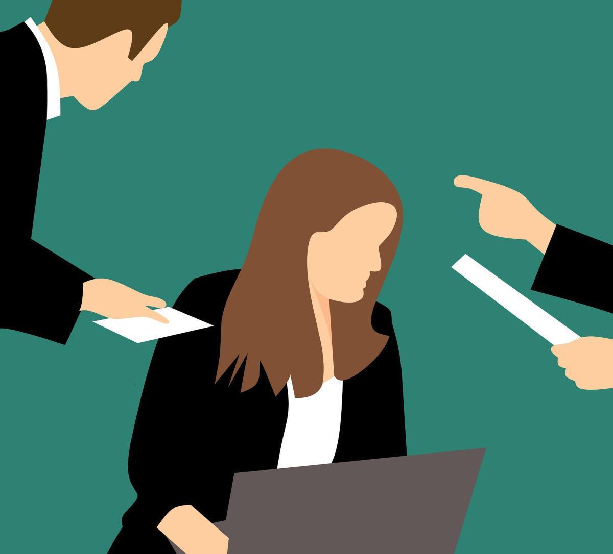 Le harcèlement moral ou sexuel au travail, parlons-en...