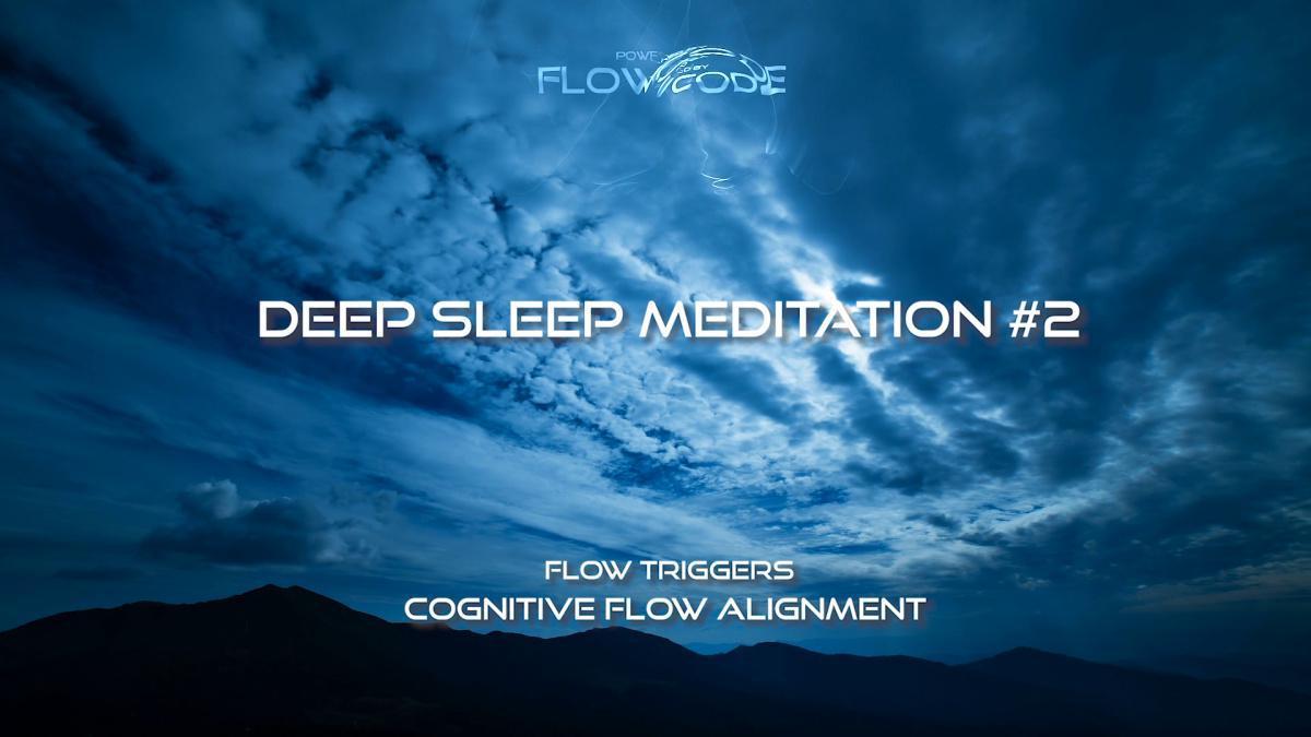 Deep Sleep Meditation #2 (Free)