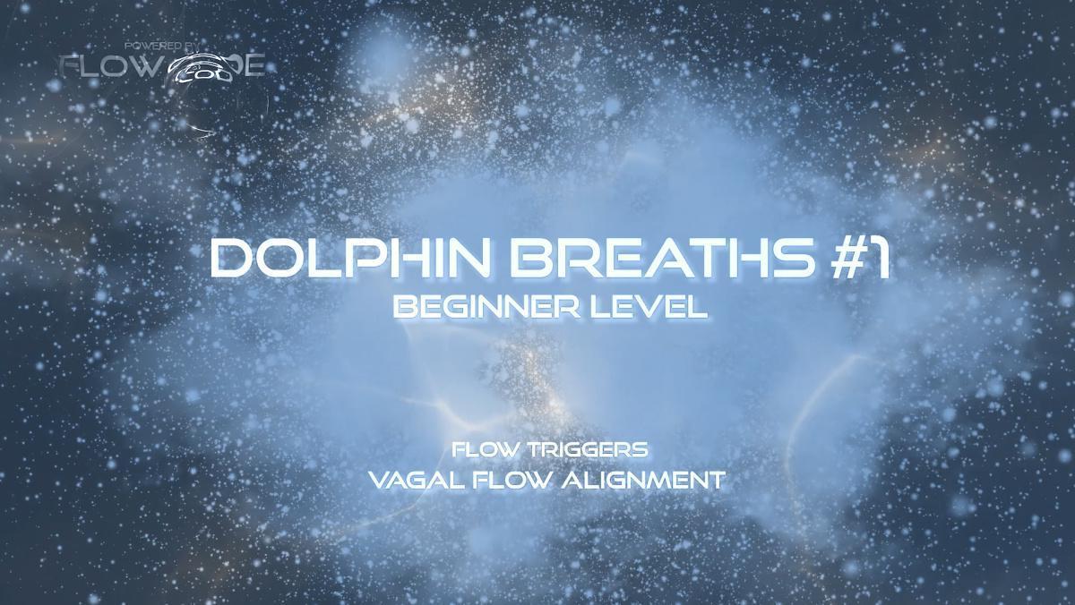Breathwork Flow Triggers - Dolphin breaths #1 (Free)