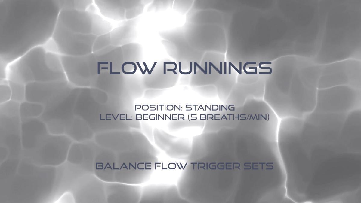 Flow Balance triggers - Flow runnings (Free)
