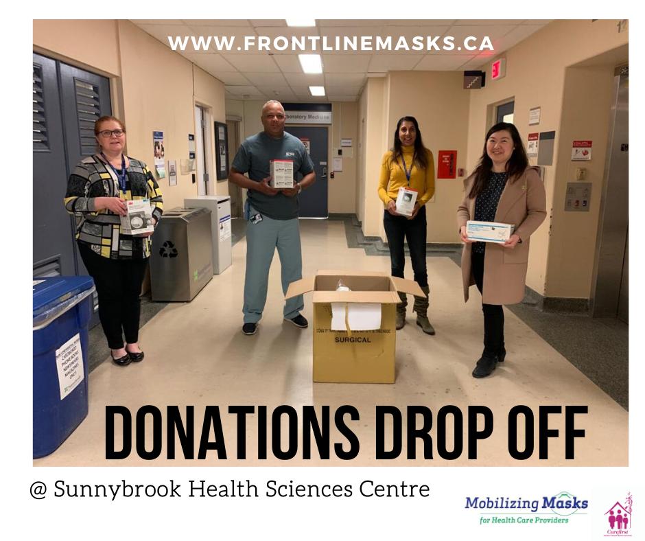 Donations Drop Off