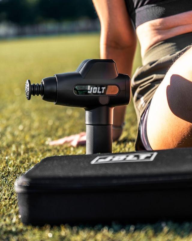 Le Massage par Vibrations avec JOLT™