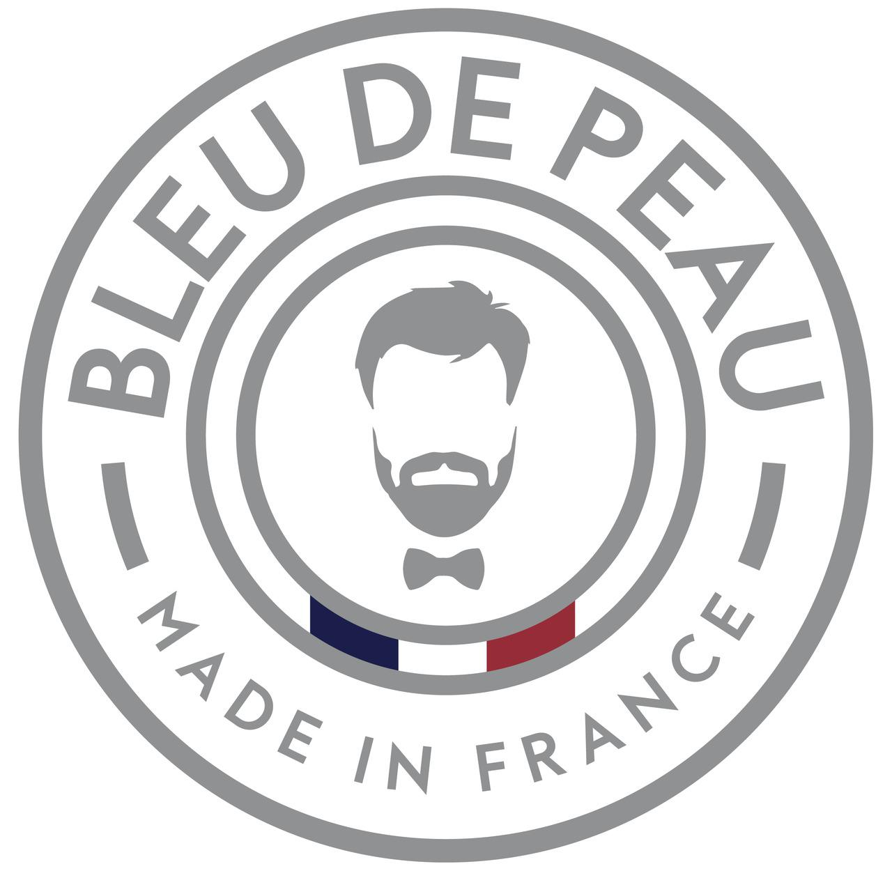 Logo Bleu de Peau