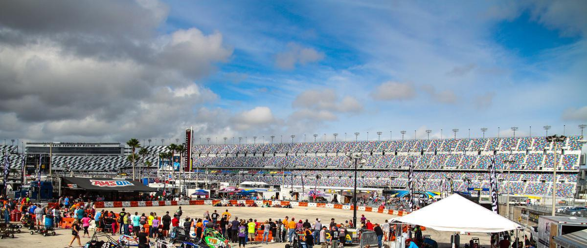 USAC.25 Series Presented by Cookout Heads Back to Daytona International Speedway in 2021