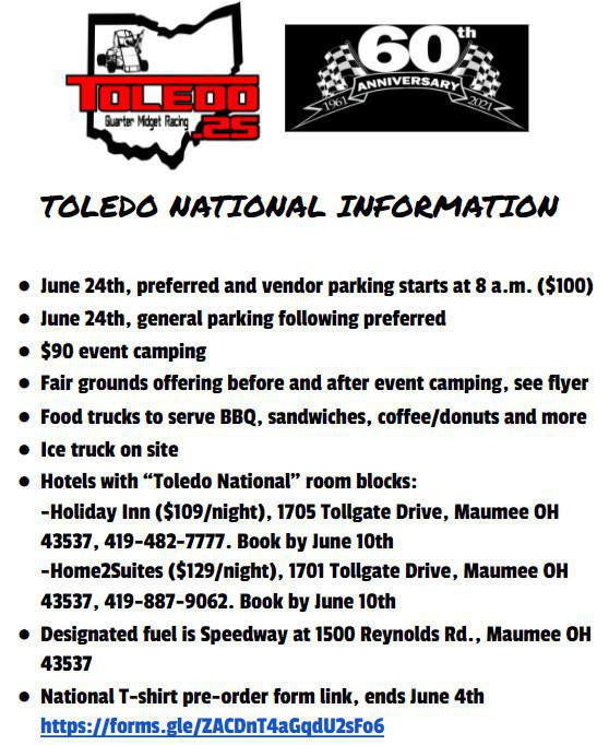 USAC.25 Gears Up For Toledo | NWOQMRA