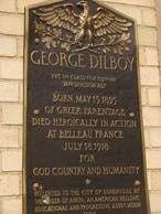 George Dilboy Memorial