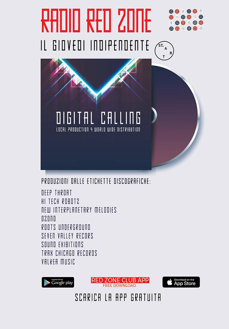 digital calling radio