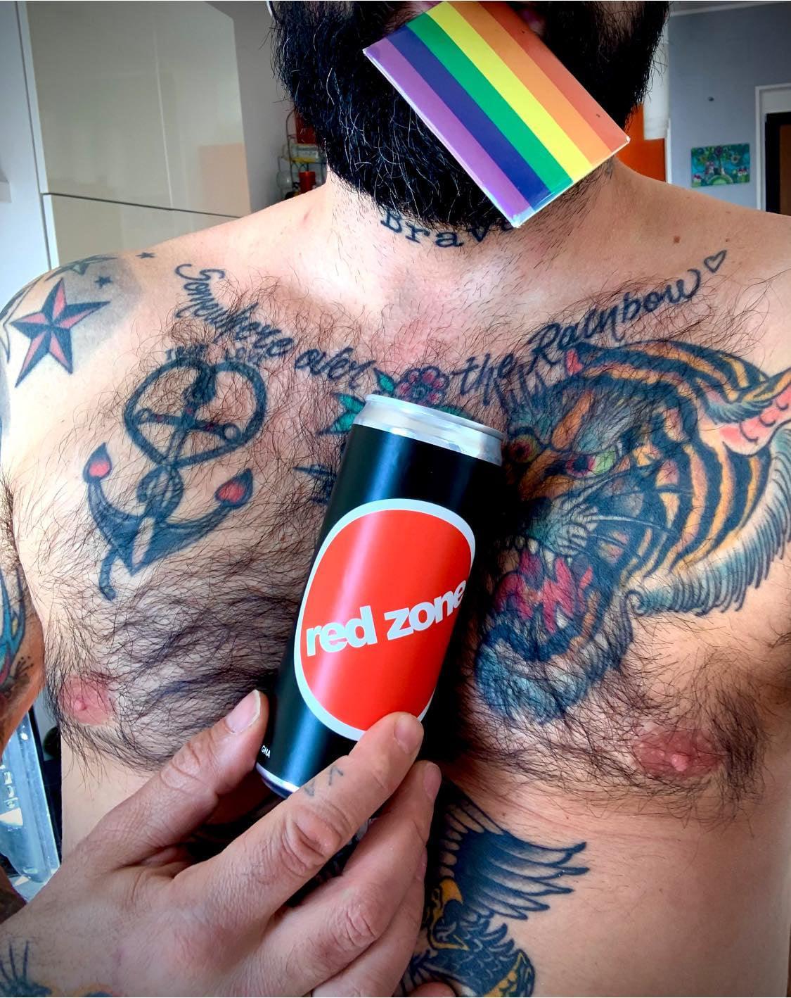 Birra Red Zone, per un momento di pace!