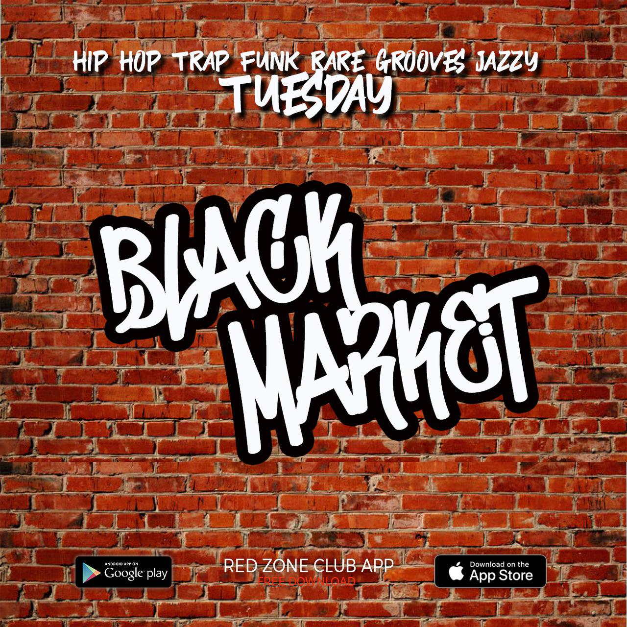 tuesday black market