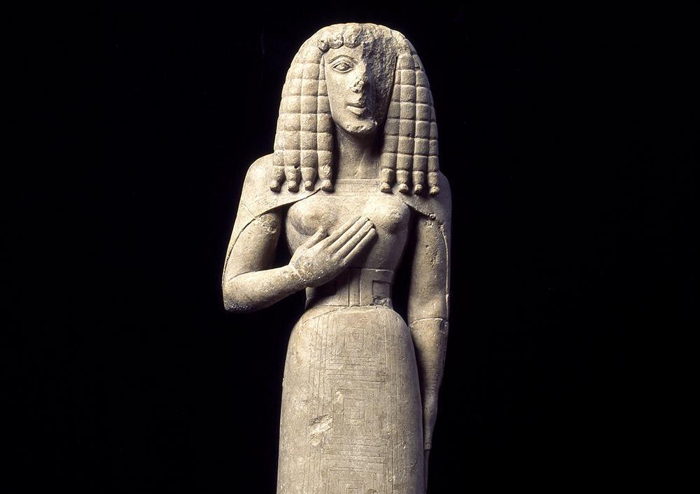 Les tribulations d'une dame de pierre