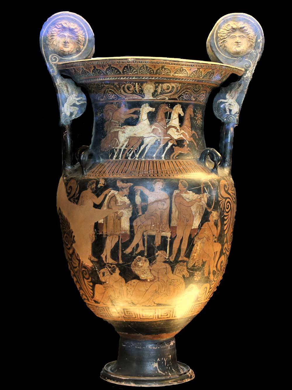 Hélios et Phaéton