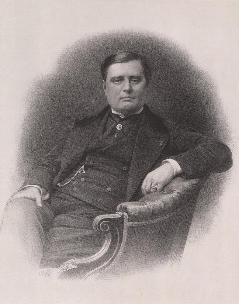 Le comte Walewski