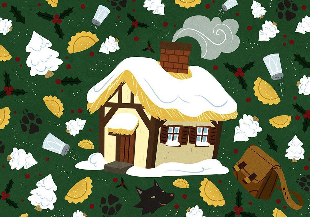 Les gâteaux de Noël