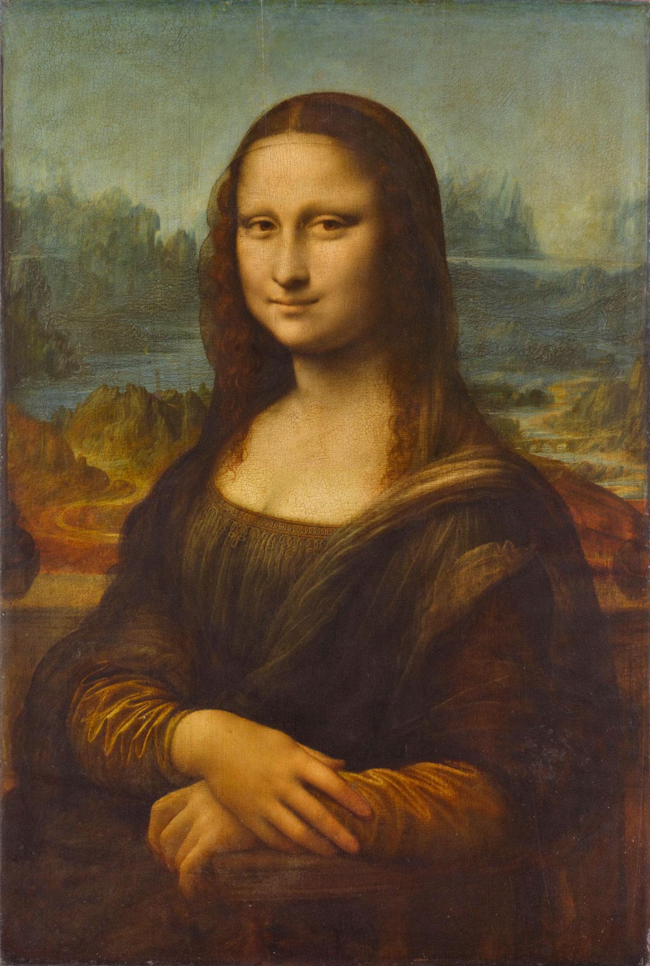 Portrait de Monna Lisa, dit La Joconde