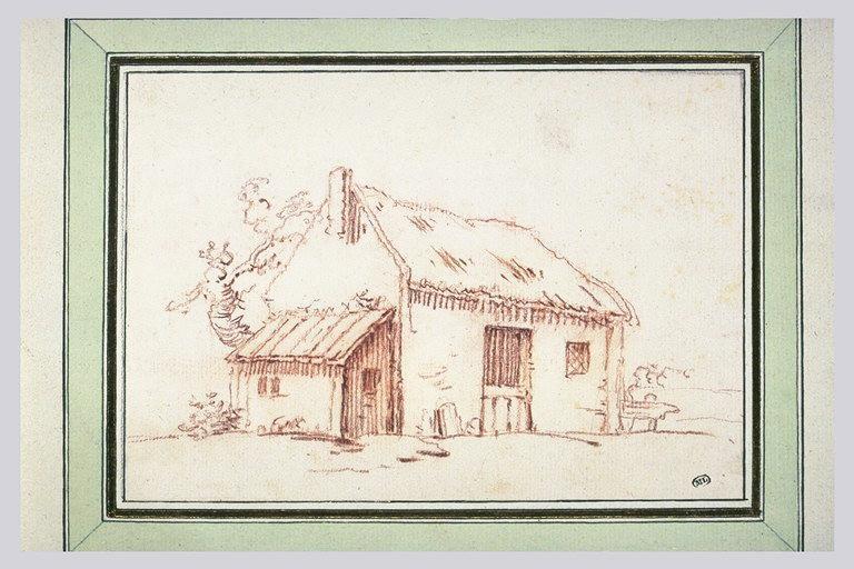 Une maison de paysans