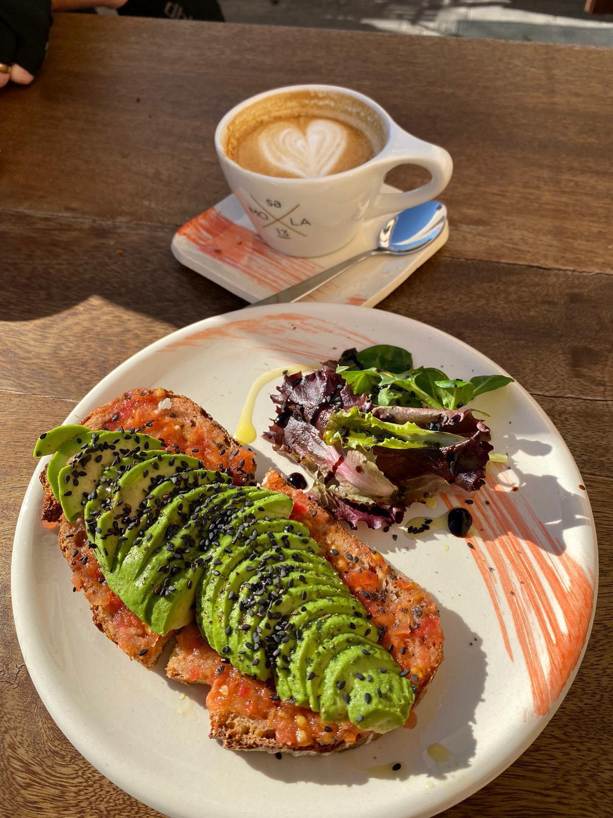 Otties Top 7 Café stops