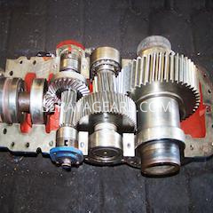 Gearbox for Cement Industry