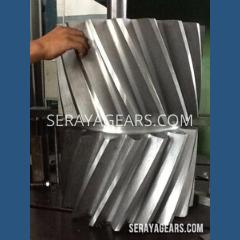 Double Helical Gear for Steel Mill Industry
