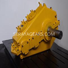 Gearbox for Steel Industry