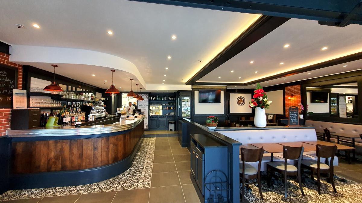 Brasserie Le Paris Soisy
