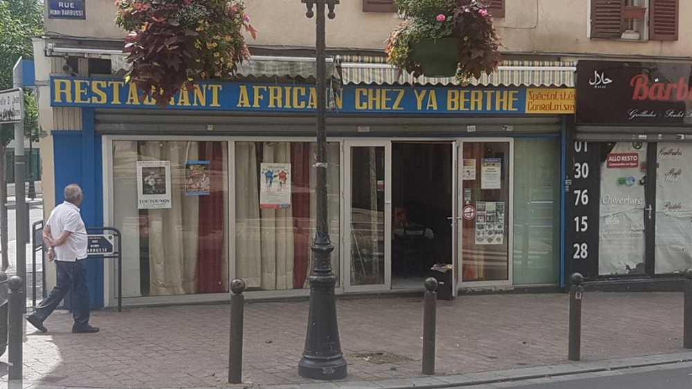 Chez Ya Berthe