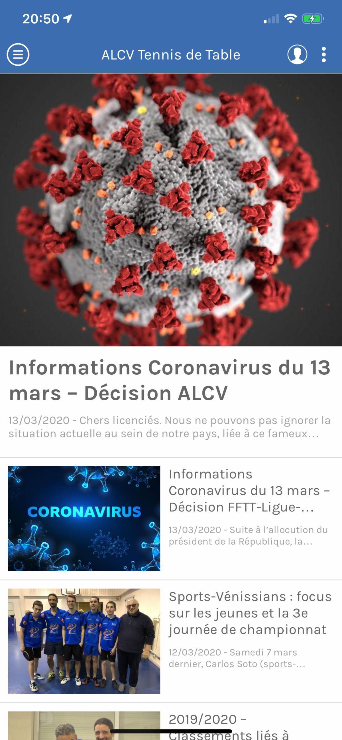 Nouvelle version pour l'outil numérique de l'ALCV
