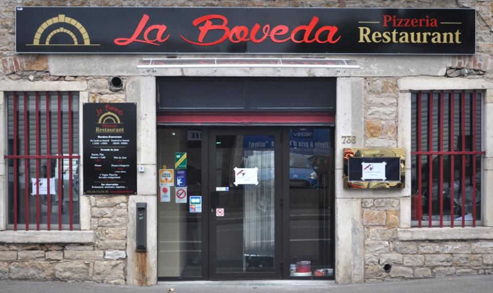 Restaurant Laboveda