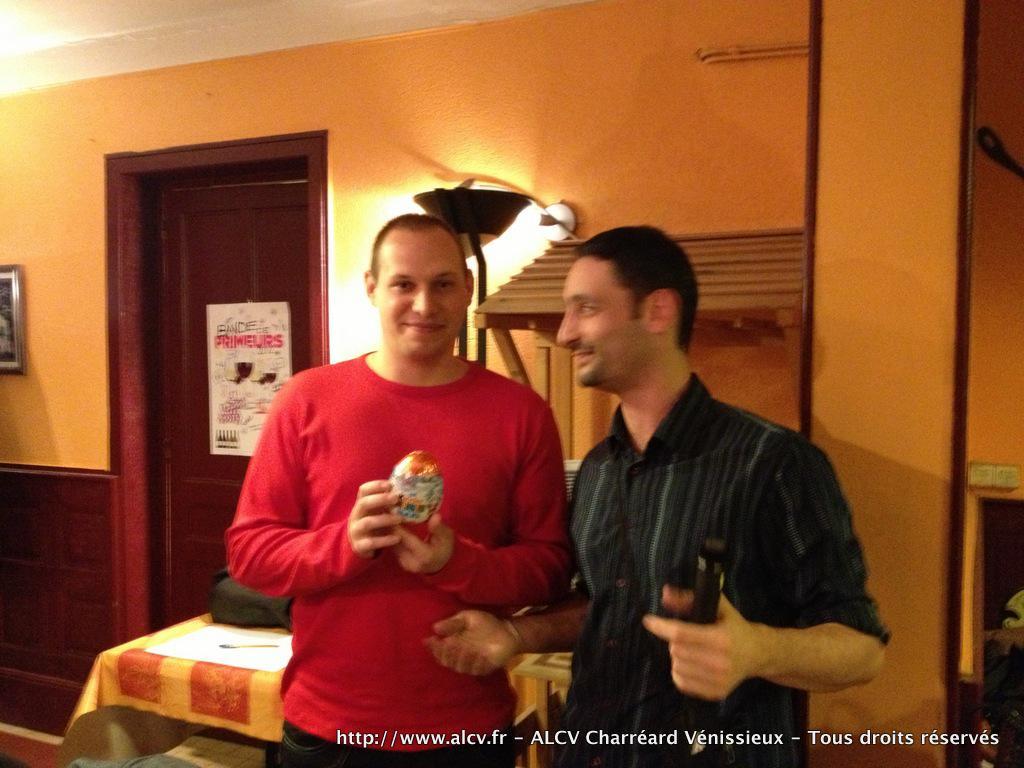 2012-2013 – Remise des Prix – TOP ALCV Novembre - 4