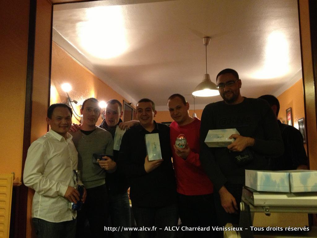 2012-2013 – Remise des Prix – TOP ALCV Novembre - 5