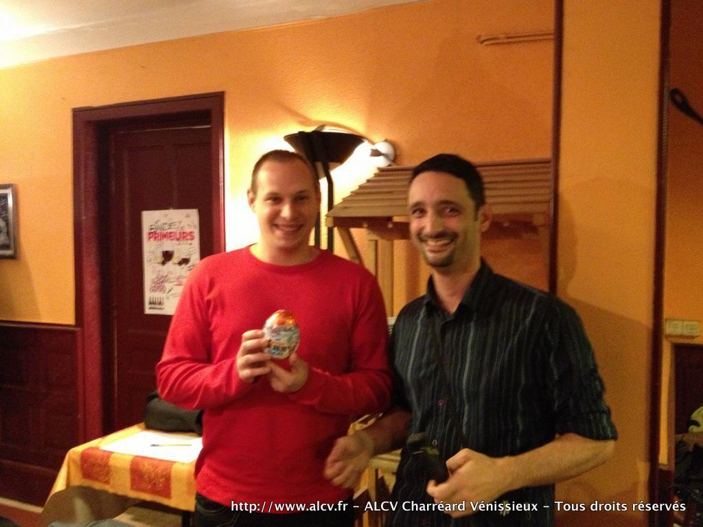 2012-2013 – Remise des Prix – TOP ALCV Novembre - 14