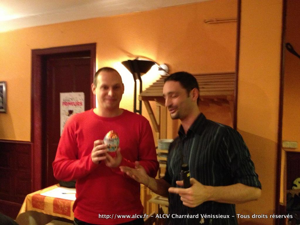 2012-2013 – Remise des Prix – TOP ALCV Novembre - 16