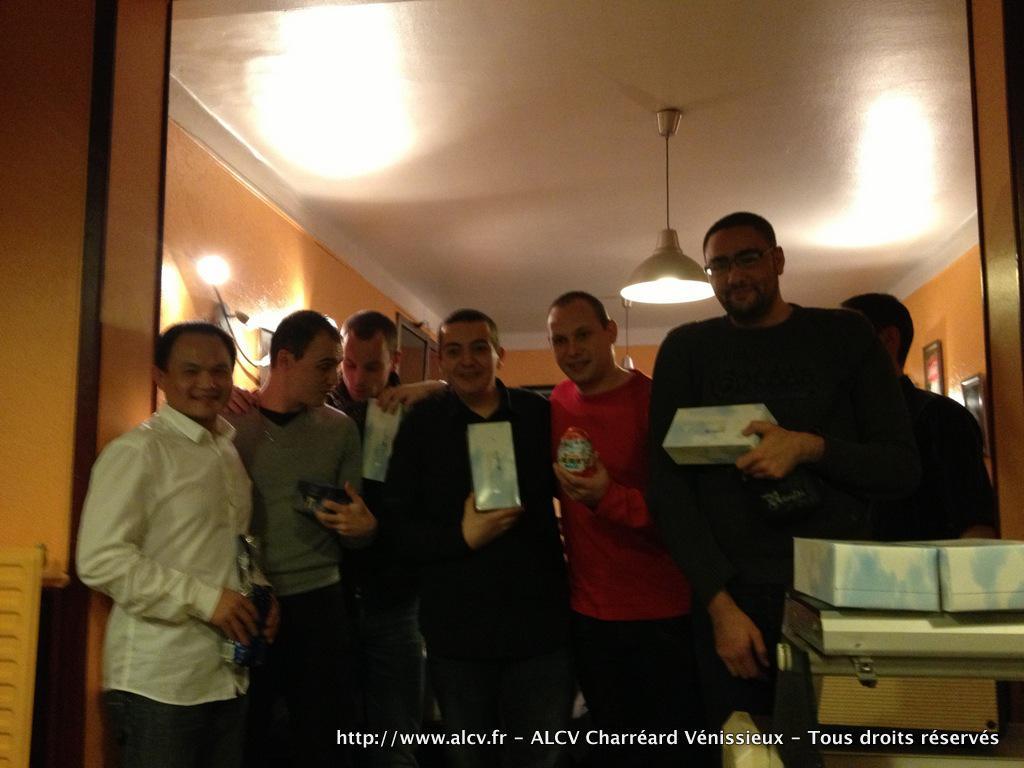 2012-2013 – Remise des Prix – TOP ALCV Novembre - 17