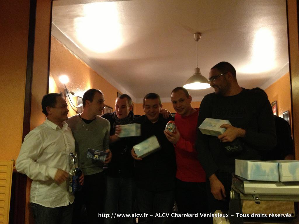 2012-2013 – Remise des Prix – TOP ALCV Novembre - 18