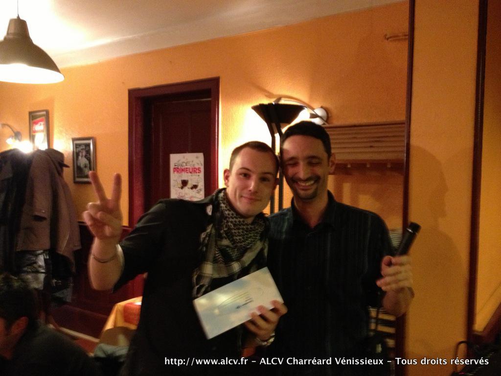 2012-2013 – Remise des Prix – TOP ALCV Novembre - 19