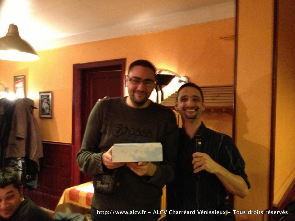 2012-2013 – Remise des Prix – TOP ALCV Novembre - 23