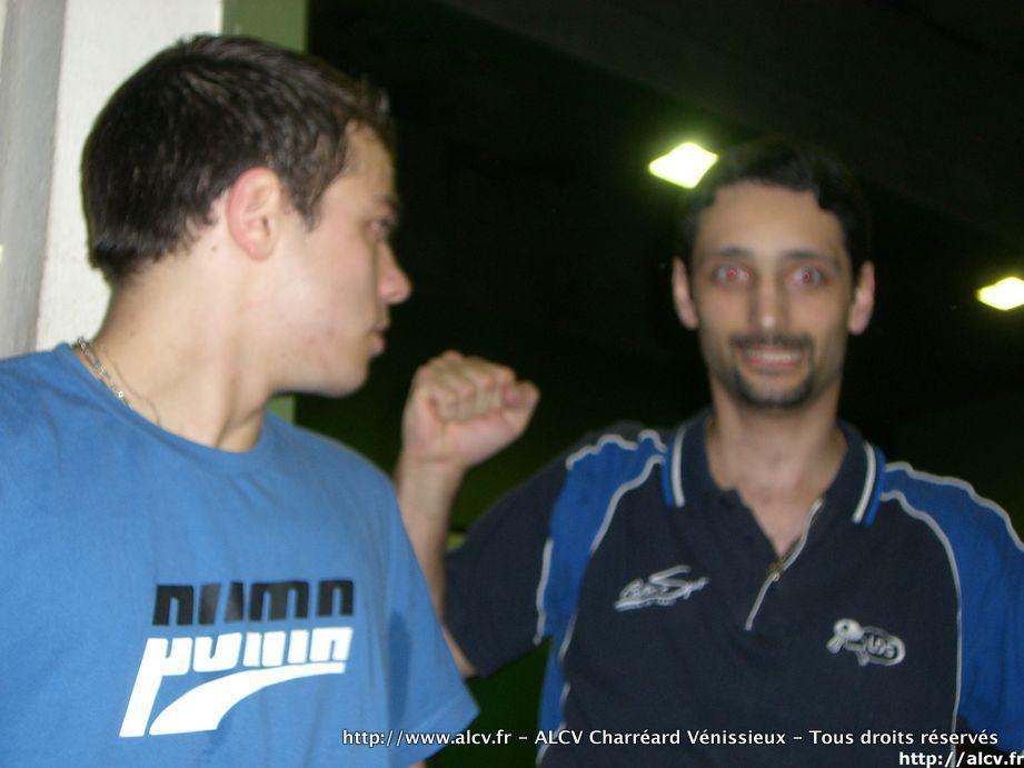 2007-2008 - Tournoi du club - Tour 4 - 22