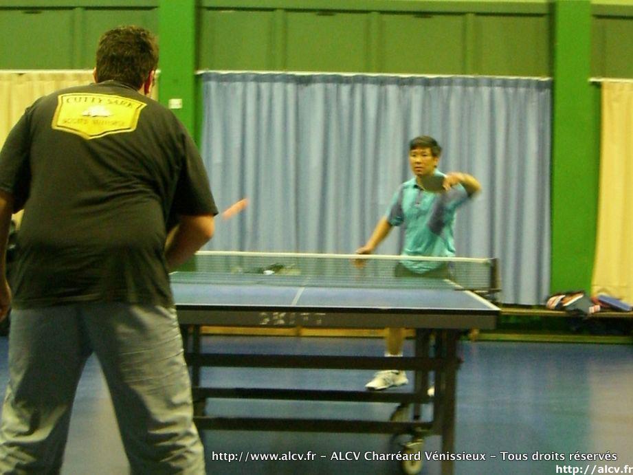 2007-2008 - Tournoi du club - Tour 4 - 26