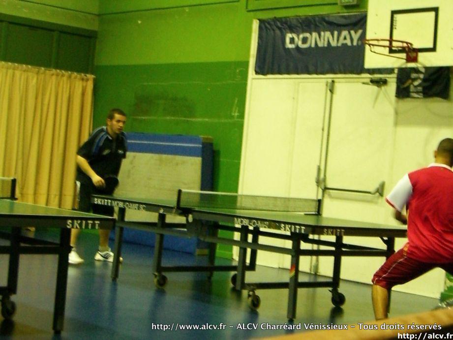 2007-2008 - Tournoi du club - Tour 4 - 28