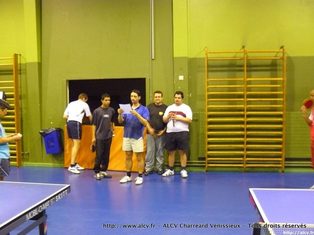 2007-2008 - Tournoi du club - Top12 - 2