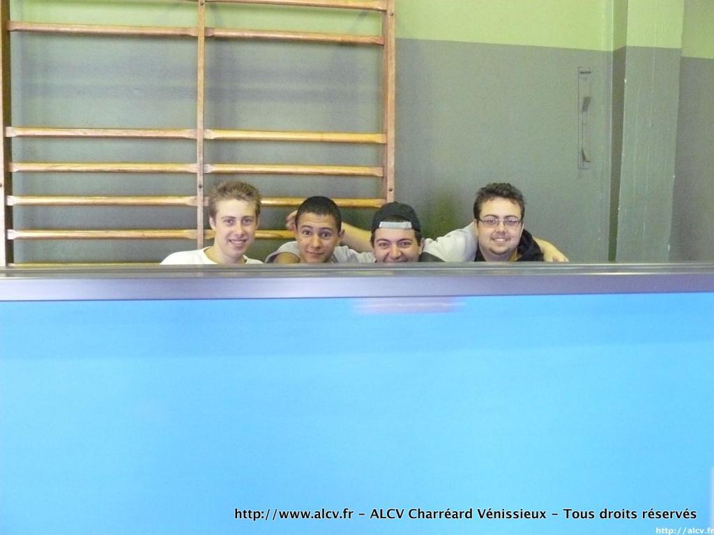 2007-2008 - Tournoi du club - Top12 - 31