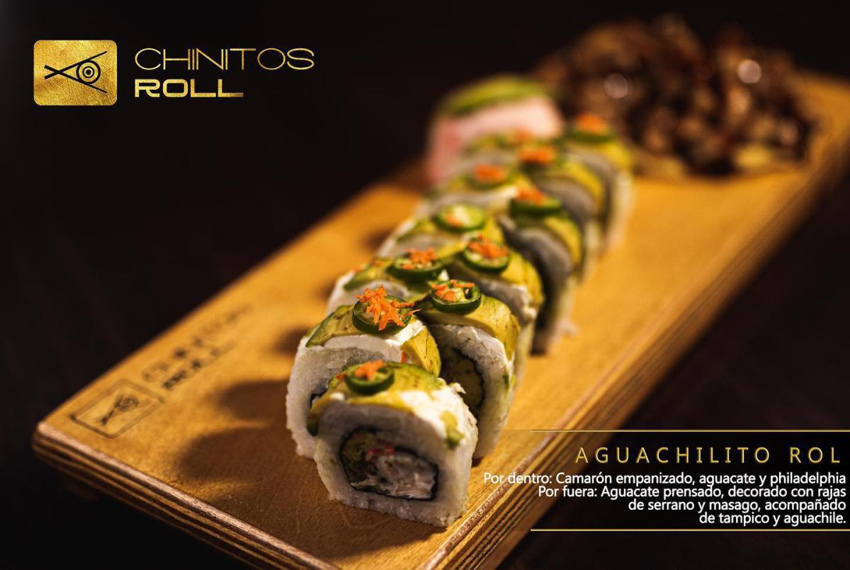 Chinitos Roll